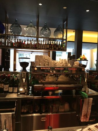 citizenM London Bankside : Coffee Bar
