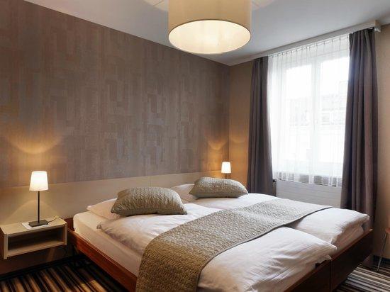 La Suite Hotel Cafe & Restaurant : Chambre Confort