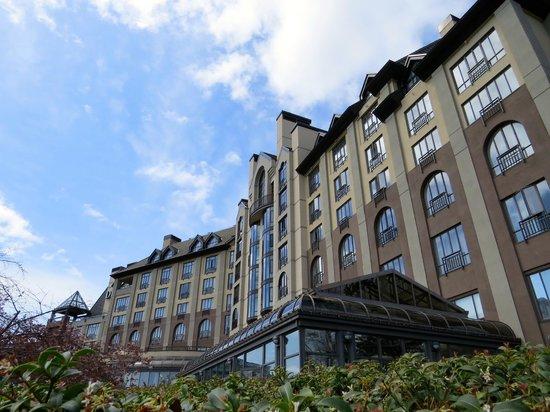Delta Hotels by Marriott Victoria Ocean Pointe Resort: Hotel