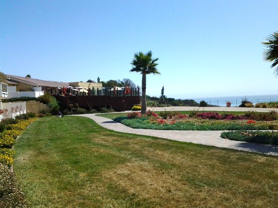 Spyglass Inn : awesome view