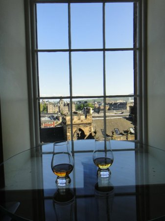 The Scotch Whisky Experience: A window for Scotch tradition