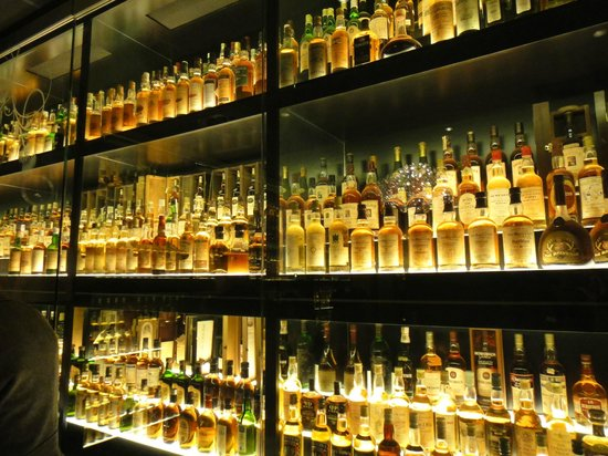 The Scotch Whisky Experience: 3