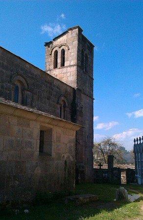 Casa Barbadelo: Iglesia románica a 300 m.
