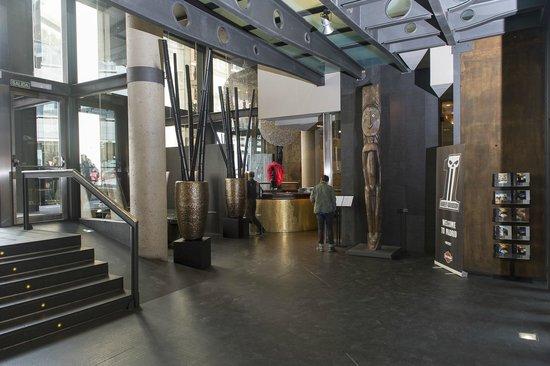 Hotel Urban: Hall