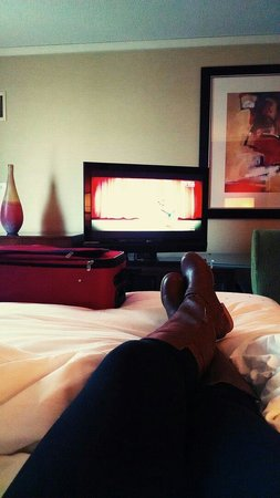 Renaissance Charlotte SouthPark Hotel: In room