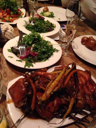 Watsons Bay Boutique Hotel: Wedding feast
