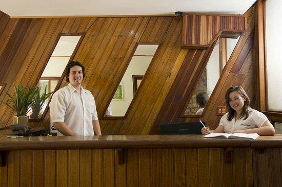 Serra da Estrela Hotel : Recepçao