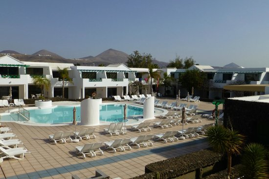 Relaxia Olivina: Piscine calme et bungalow 400