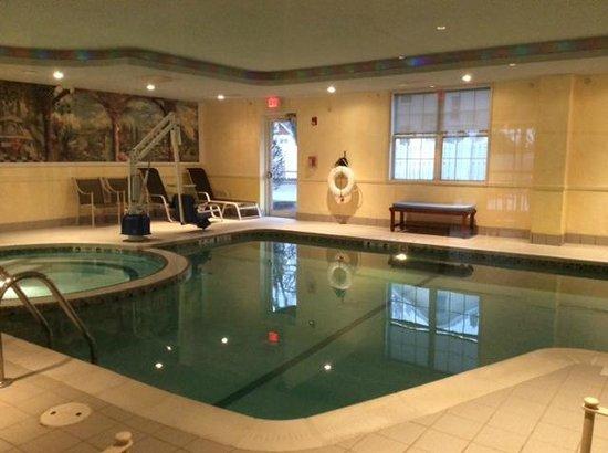 Hampton Inn Buffalo-Williamsville : Pool