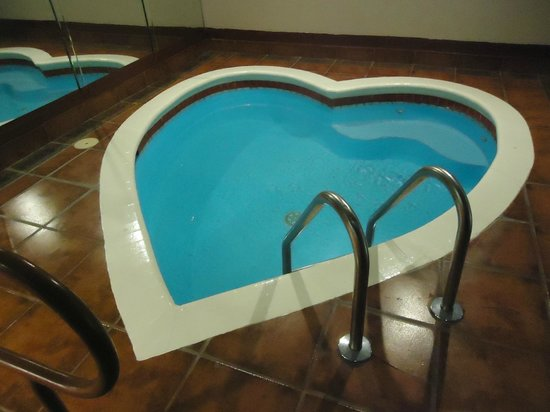Pocono Palace Resort : In Room Pool