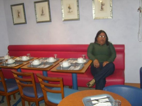 Campanile Paris 14 - Maine Montparnasse : Sala do Café da Manhã