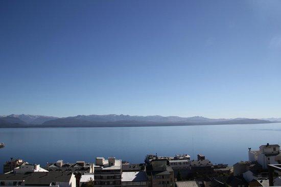 Hostel Inn Bariloche: Morning view