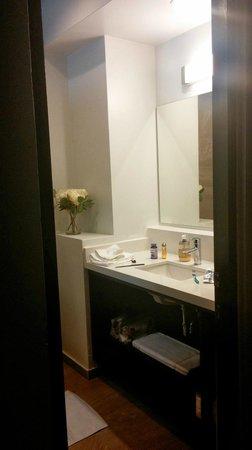 La Terraza de San Juan: Bathroom