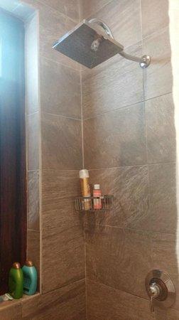 La Terraza de San Juan: Shower