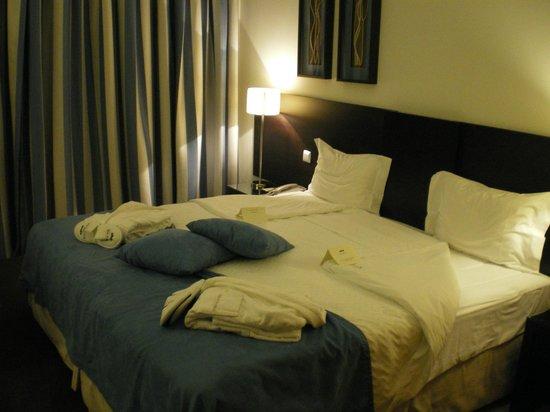 Vale d'Oliveiras Quinta Resort & Spa: Bedroom