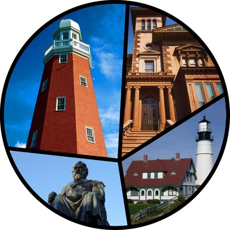 The Scenic Route Maine Tours: A taste of our City & Lighthouse Tour