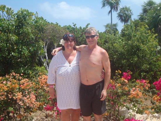 Hotel Playa Cayo Santa Maria : Beautiful grounds