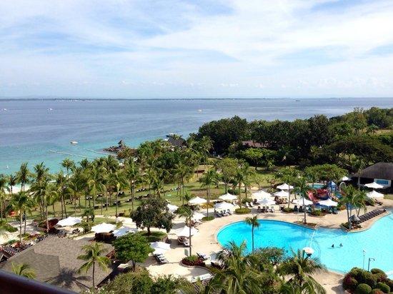 Shangri-La's Mactan Resort & Spa: View from Shangrila Suite
