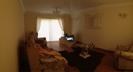 Aberdwylan Holiday Park: The living room - Granary House