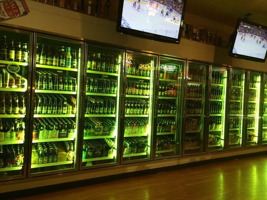 Gateway Grill: Beer selection