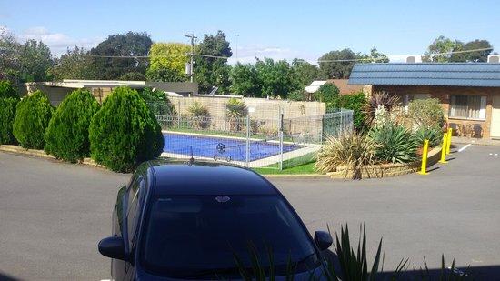 Junction Motel Maryborough: Pool