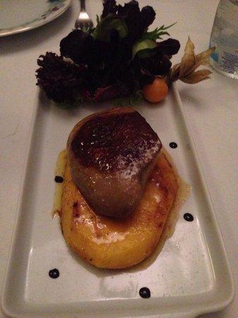 foie gras foto de taste vin belo horizonte tripadvisor. Black Bedroom Furniture Sets. Home Design Ideas