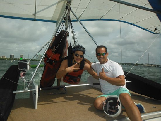 Hang Glide Miami: just back from the time of my life in the air in Miami