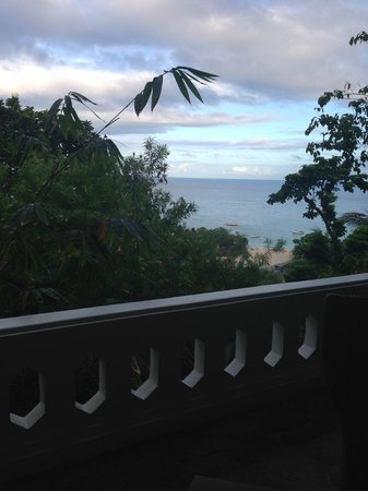 Argonauta Boracay: View from room terrace
