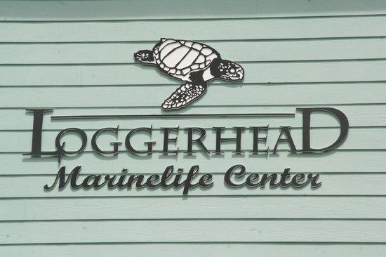 Loggerhead Marinelife Center: Sign