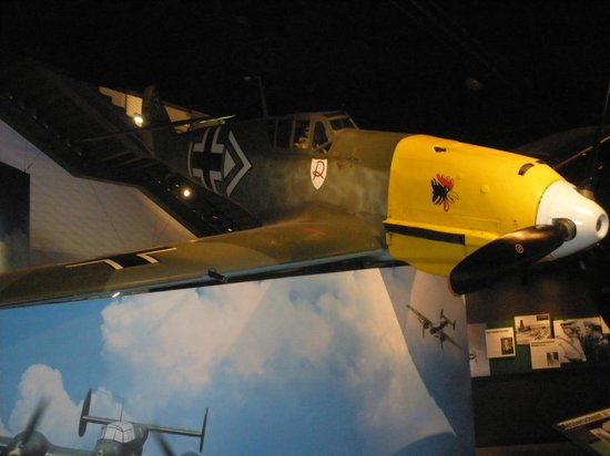 The Museum of Flight: Me-109G