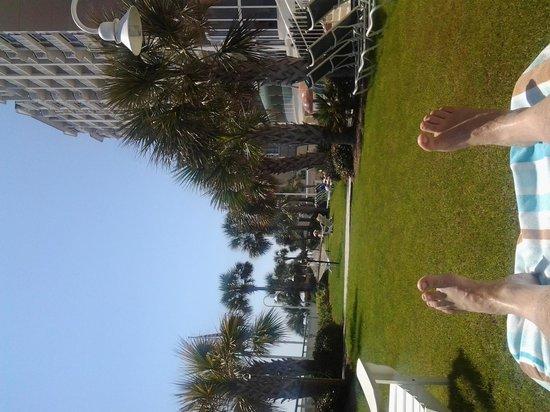 Hampton Inn & Suites Myrtle Beach/Oceanfront: Thawing the bones