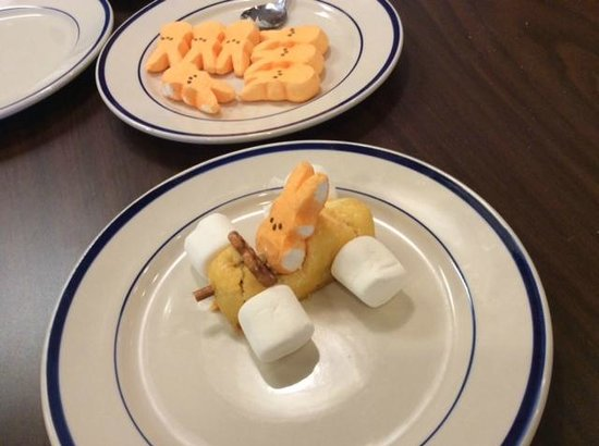 Bob Evans: Peep and Twinkiemobile