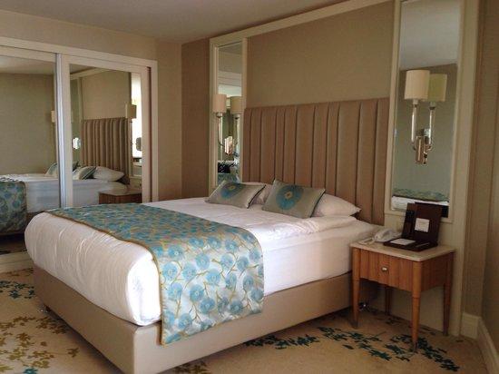 Titanic Beach Lara Hotel: Our room 1533!