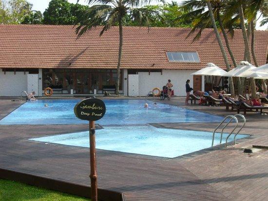 The Surf Hotel: kleiner Pool und Spa