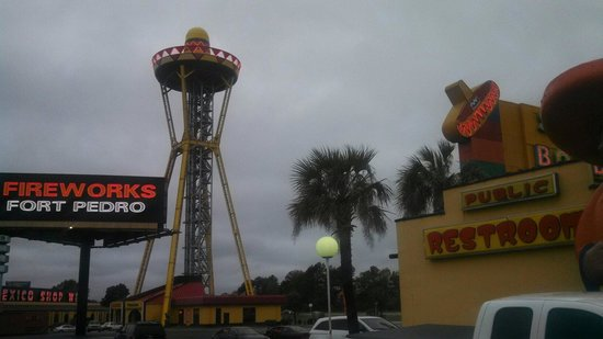 South of the Border : Pedro says hello
