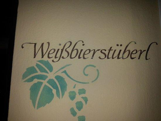 Braustüberl Weihenstephan: Фирменный знак