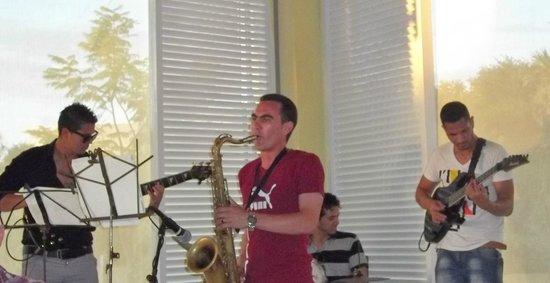 Hotel Playa Cayo Santa Maria : Groupe Jazz