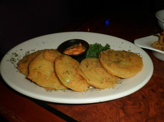 Flo's Place fried green tomatoes