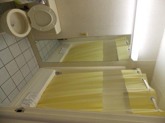Days Inn Parsippany : Banheiro