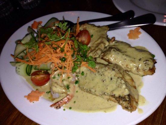 Monsoon Poon : Seafood yummyness