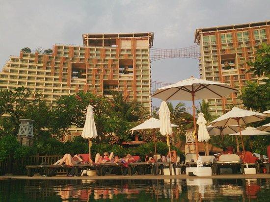 beach front hotel picture of centara grand mirage beach resort rh tripadvisor com