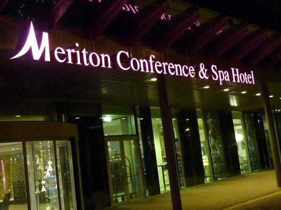 Park Inn by Radisson Meriton Conference & Spa Hotel Tallinn: ホテル外観