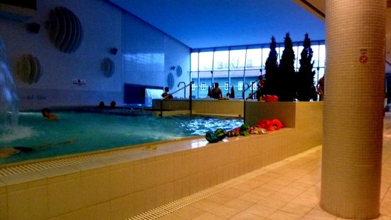 Park Inn by Radisson Meriton Conference & Spa Hotel Tallinn: 室内プール