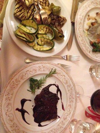 La Griglia: Otroligt gott! Var bland det godaste jag ätit!