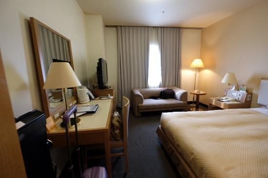 Toyama Excel Hotel Tokyu: room