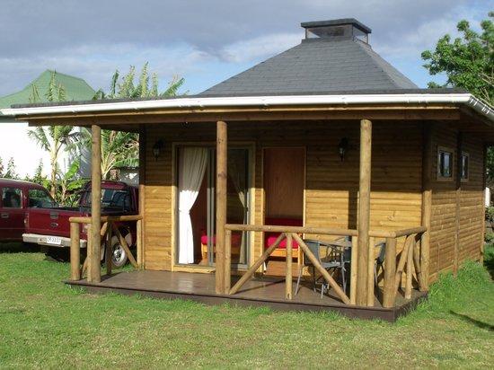 Cabanas Tokerau: Cabaña para 2 o 3 personas