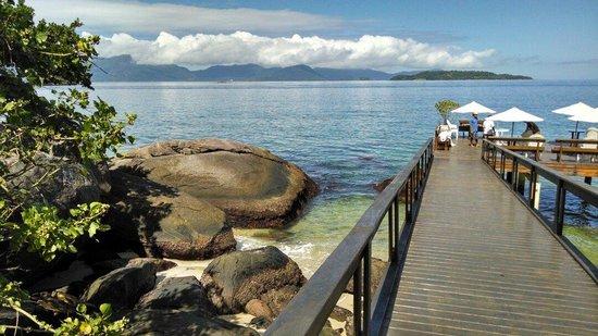 Angra Beach Inn: Pier