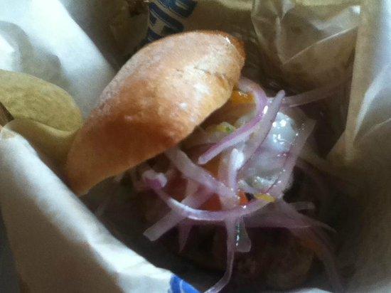 El Mercado: Sliders, yum!