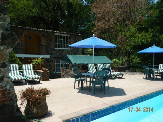 Hotel & SPA Posada del Valle: Pool