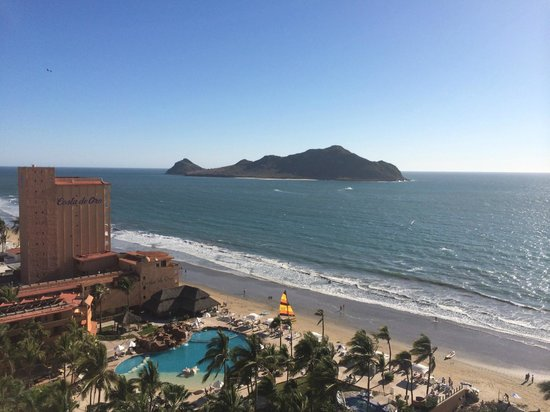 The Inn at Mazatlan: Beach